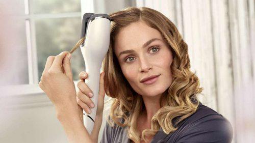 Plaukų garbanojimo prietaisas