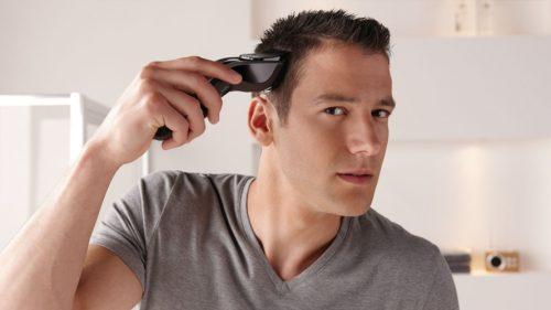 Plaukų kirpimo mašinėlės