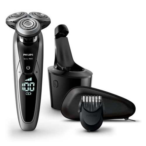 Shaver series 9000 Drėgno ir sauso skutimo elektrinė barzdaskutė