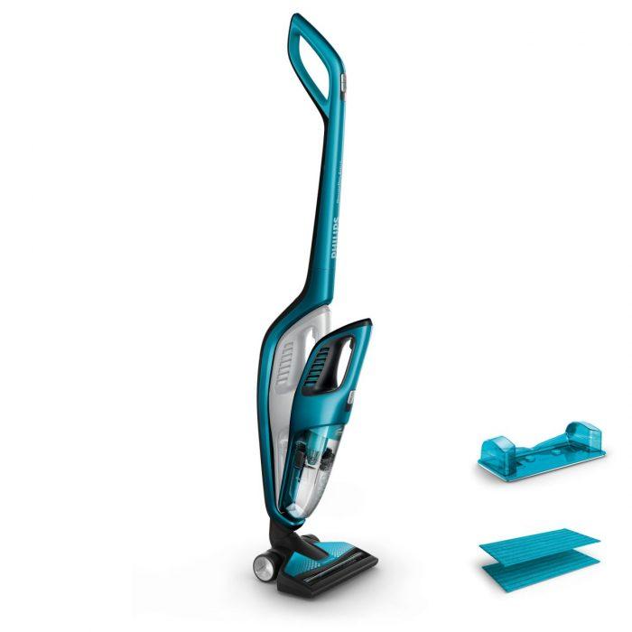 Pirkite PowerPro Aqua PowerPro Aqua belaidį dulkių siurblį- šluotą FC6404/01 elektroninėje | Philips parduotuvėje