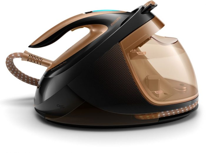 Pirkite PerfectCare Elite Plus Lygintuvą su garų generatoriumi GC9682/80 elektroninėje | Philips parduotuvėje