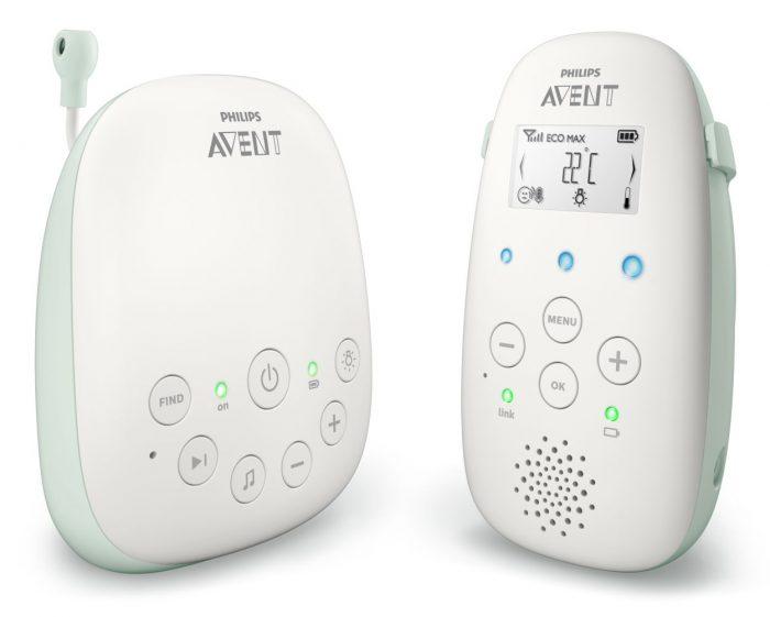 Pirkite Philips Avent DECT kūdikių stebėjimo įrenginį SCD711/52 elektroninėje | Philips parduotuvėje