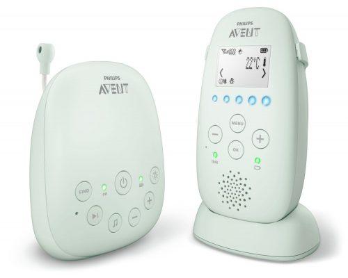 Pirkite Philips Avent DECT kūdikių stebėjimo įrenginį SCD721/26 elektroninėje | Philips parduotuvėje