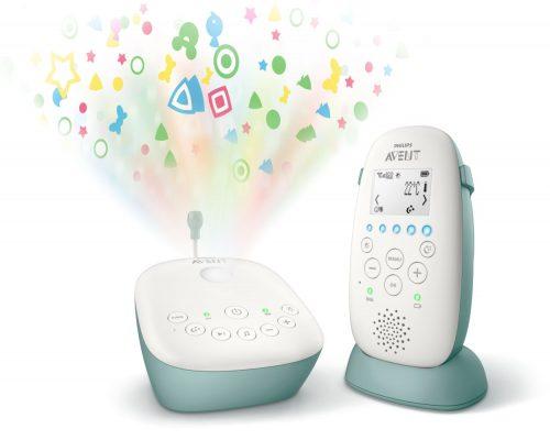 Pirkite Philips Avent DECT kūdikių stebėjimo įrenginį SCD731/52 elektroninėje | Philips parduotuvėje