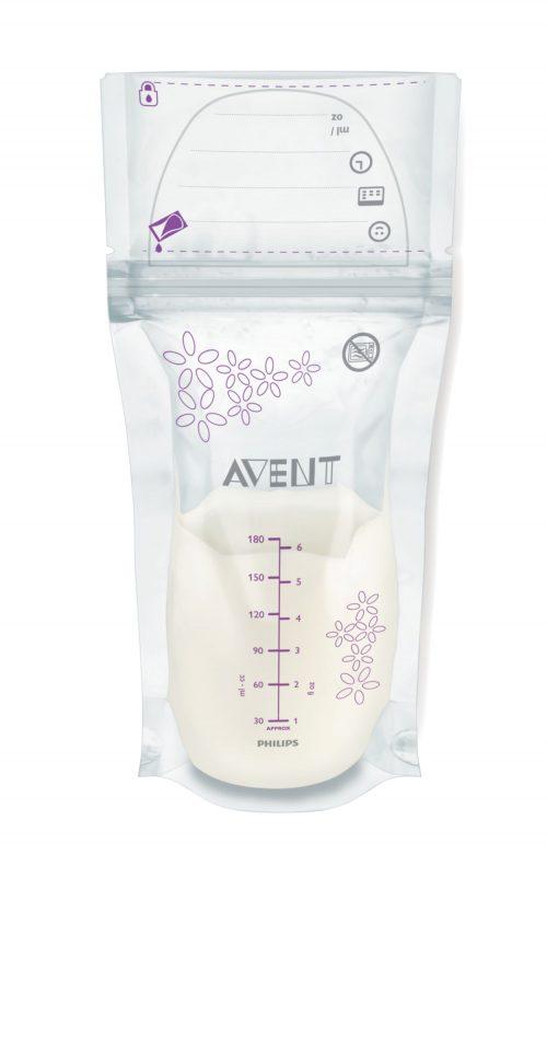 Pirkite Philips Avent Motinos pieno maišelius SCF603/25 elektroninėje | Philips parduotuvėje