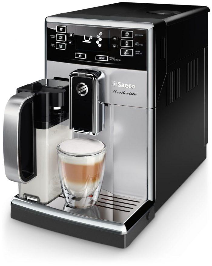 Pirkite Saeco PicoBaristo Puikų automatinį espreso aparatą SM3061/10 elektroninėje | Philips parduotuvėje