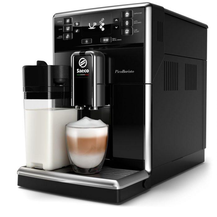 Pirkite Saeco PicoBaristo Puikų automatinį espreso aparatą SM5460/10 elektroninėje | Philips parduotuvėje