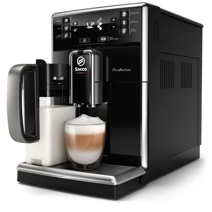 Pirkite Saeco PicoBaristo Puikų automatinį espreso aparatą SM5470/10 elektroninėje | Philips parduotuvėje