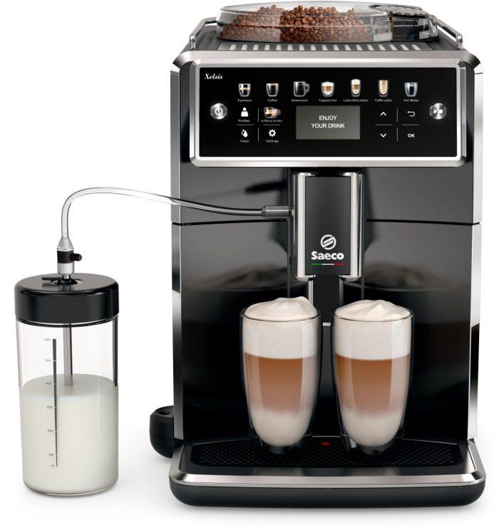 Pirkite Saeco Xelsis Puikų automatinį espreso aparatą SM7580/00 elektroninėje   Philips parduotuvėje