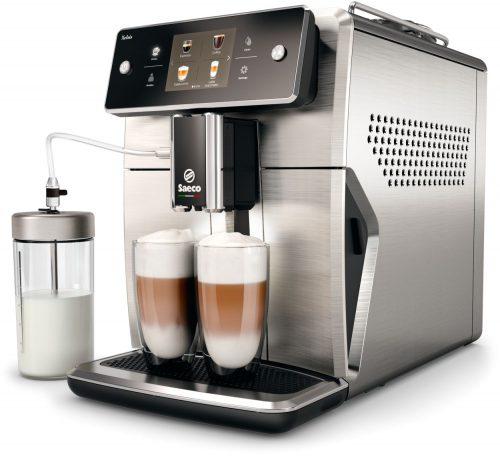 Pirkite Saeco Xelsis Puikų automatinį espreso aparatą SM7685/00 elektroninėje | Philips parduotuvėje