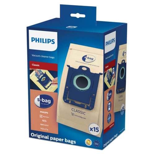 Pirkite s-bag Dulkių siurblių maišelius FC8019/03 elektroninėje | Philips parduotuvėje