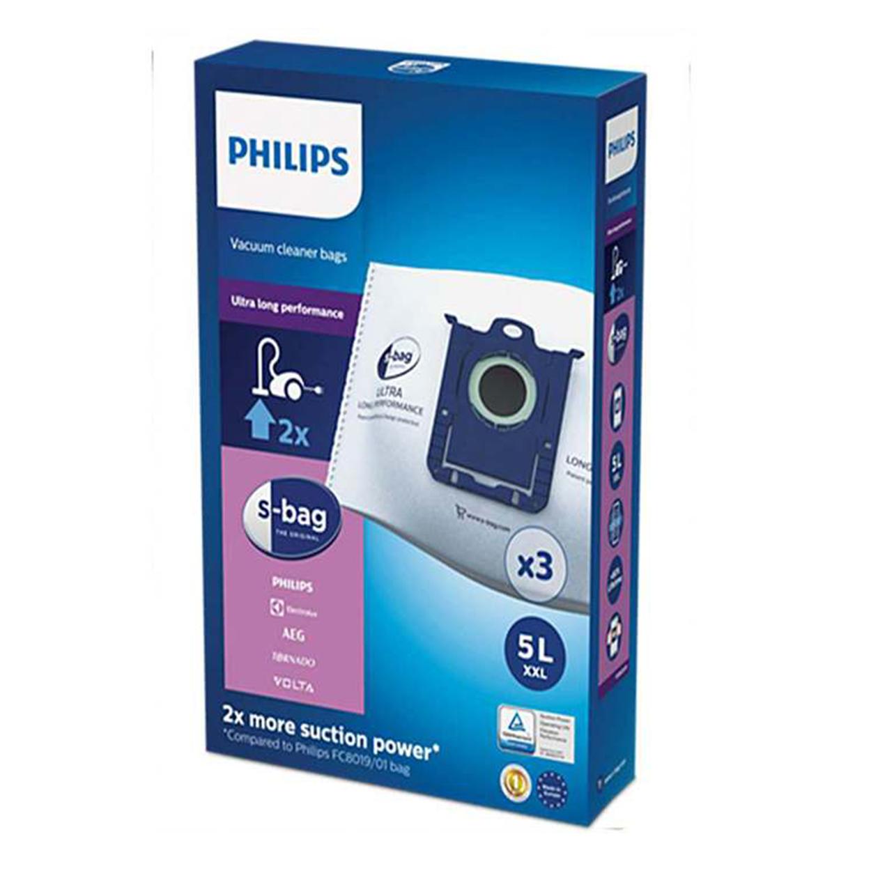 Pirkite s-bag Dulkių siurblių maišelius FC8027 elektroninėje | Philips parduotuvėje
