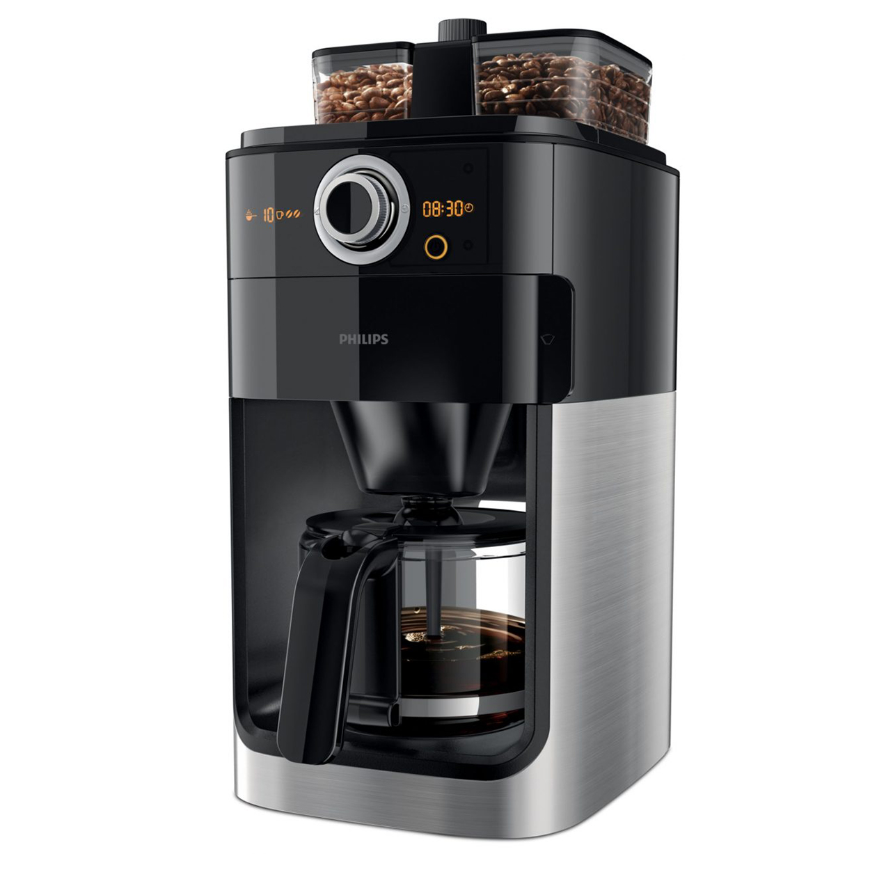 Pirkite Grind & Brew Kavos virimo aparatą HD7769/00 elektroninėje   Philips parduotuvėje