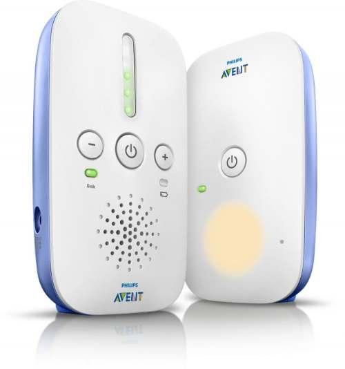 Pirkite Philips Avent DECT kūdikių stebėjimo įrenginį SCD501/00 elektroninėje | Philips parduotuvėje
