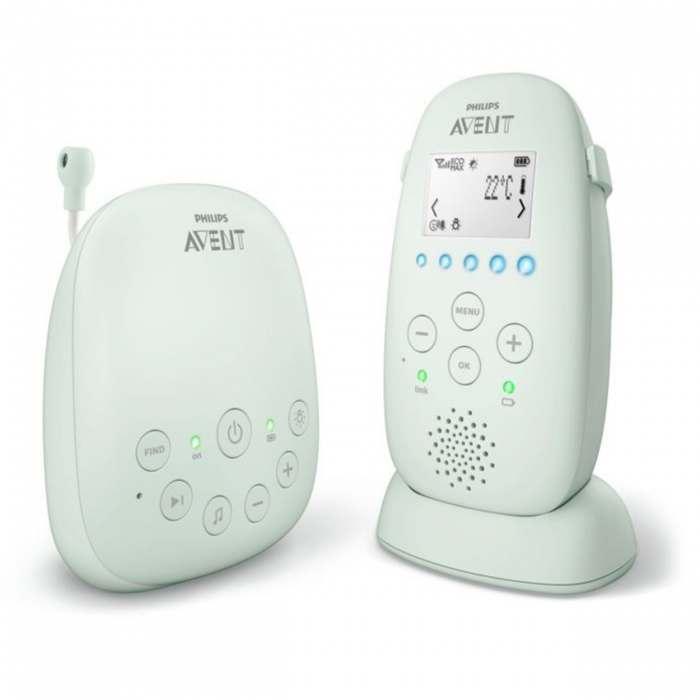 Pirkite Philips Avent DECT kūdikių stebėjimo įrenginį SCD721/26 elektroninėje   Philips parduotuvėje