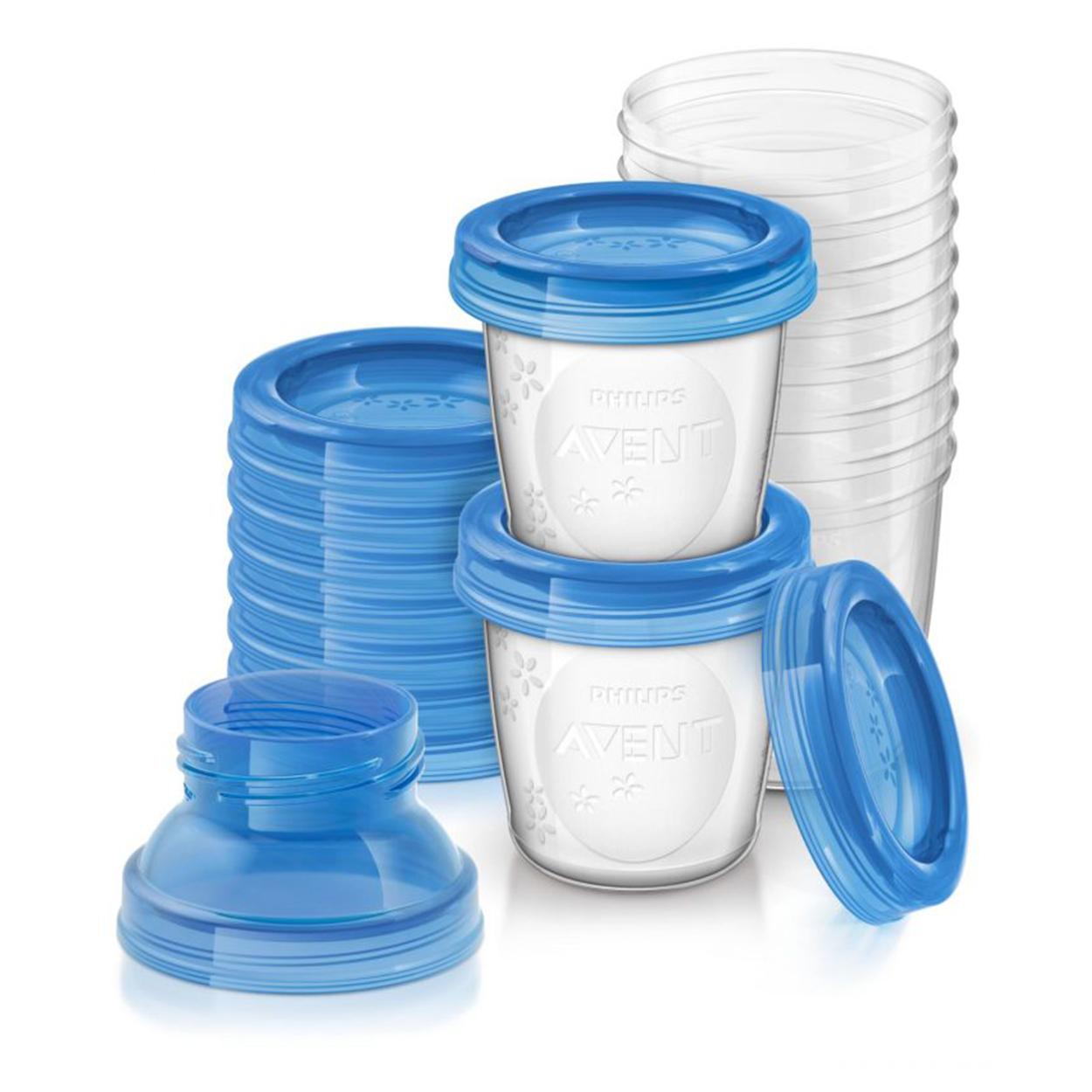 Pirkite Philips Avent Motinos pieno indelius SCF618/10 elektroninėje | Philips parduotuvėje