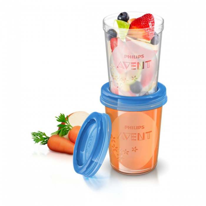 Pirkite Philips Avent Maisto laikymo puodelį SCF639/05 elektroninėje | Philips parduotuvėje
