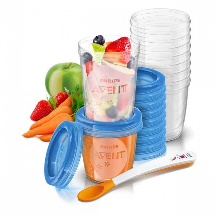 Pirkite Philips Avent Maisto laikymo puodelį SCF721/20 elektroninėje | Philips parduotuvėje