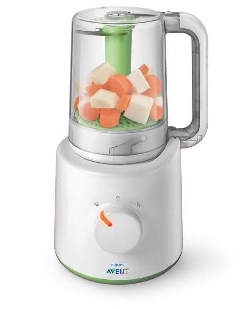 Pirkite Sveiko kūdikių maisto įrenginį keturi viename SCF870/22 elektroninėje | Philips parduotuvėje