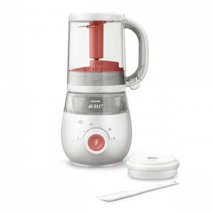 Pirkite Sveiko kūdikių maisto įrenginį keturi viename SCF881/01 elektroninėje | Philips parduotuvėje