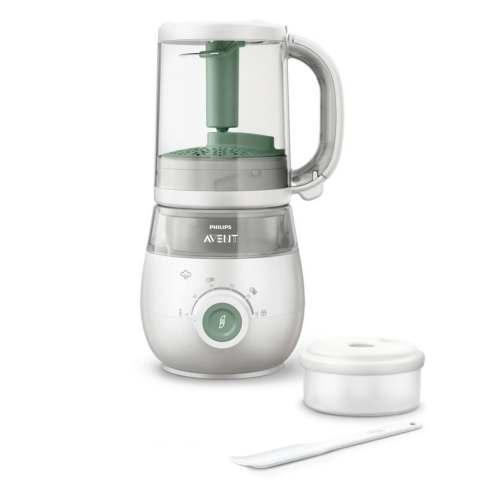 Pirkite Sveiko kūdikių maisto įrenginį keturi viename SCF885/01 elektroninėje | Philips parduotuvėje