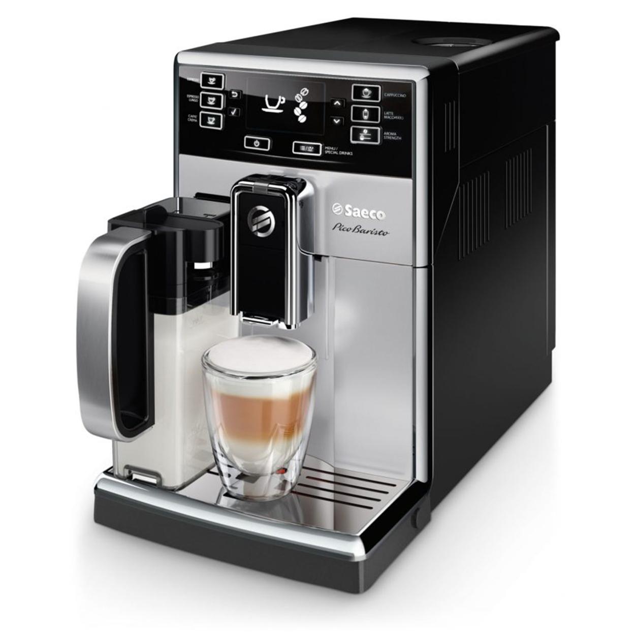 Pirkite Saeco PicoBaristo Puikų automatinį espreso aparatą SM3061/10 elektroninėje   Philips parduotuvėje