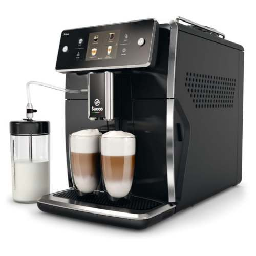 Pirkite Saeco Xelsis Puikų automatinį espreso aparatą SM7680/00 elektroninėje | Philips parduotuvėje