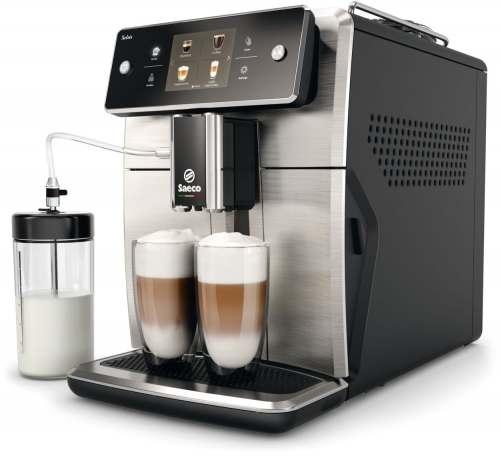 Pirkite Saeco Xelsis Puikų automatinį espreso aparatą SM7683/00 elektroninėje | Philips parduotuvėje
