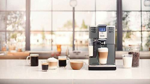 Philips automatiniai kavos aparatai
