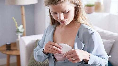 Krūtų priežiūros priedai