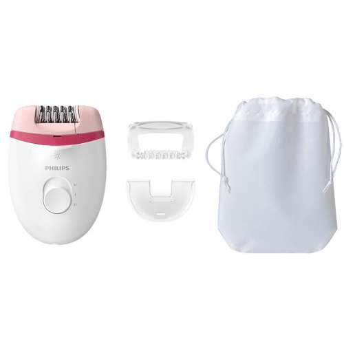 Pirkite Satinelle Essential Kompaktiškas laidinis epiliatorius BRE255/00 elektroninėje | Philips parduotuvėje