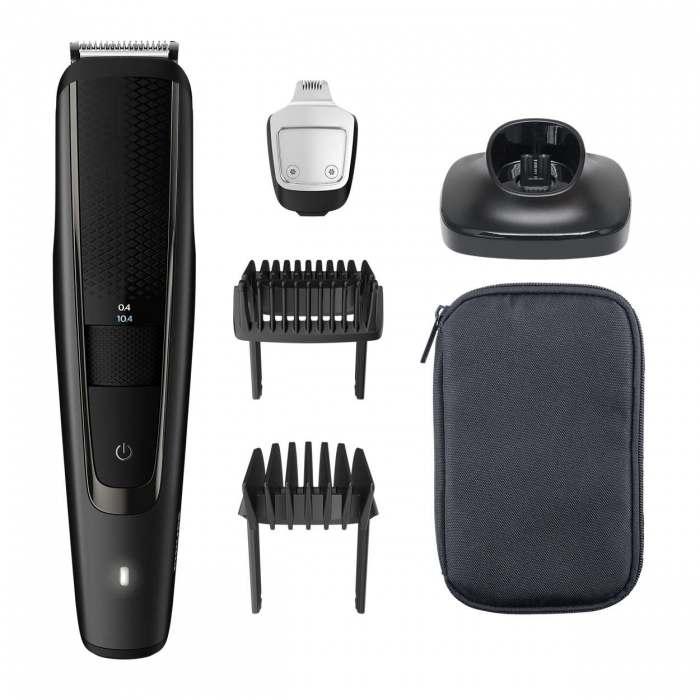 Pirkite Beardtrimmer series 5000 Barzdos kirptuvą BT5515/15 elektroninėje | Philips parduotuvėje