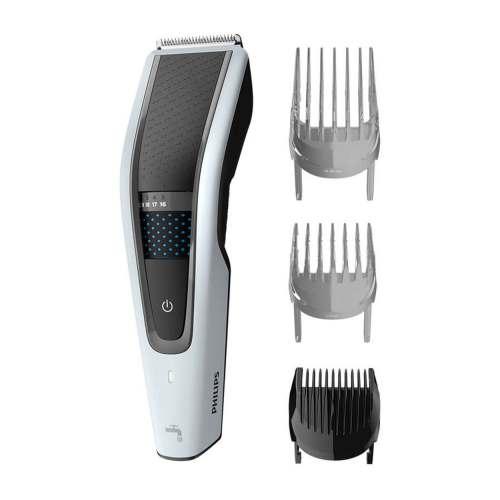 Pirkite Hairclipper series 5000 Plaunama plaukų kirpimo mašinėlę HC5610/15 elektroninėje | Philips parduotuvėje