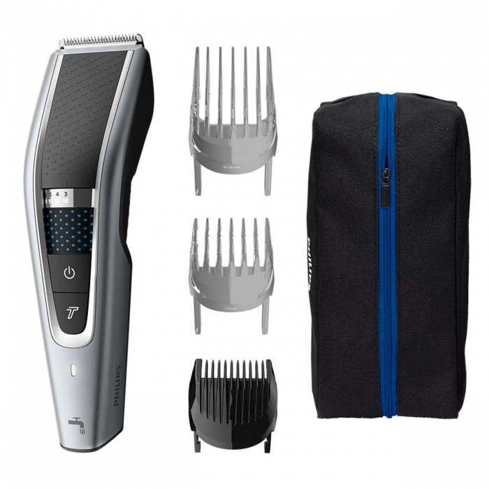 Pirkite Hairclipper series 5000 Plaunama plaukų kirpimo mašinėlę HC5630/15 elektroninėje | Philips parduotuvėje