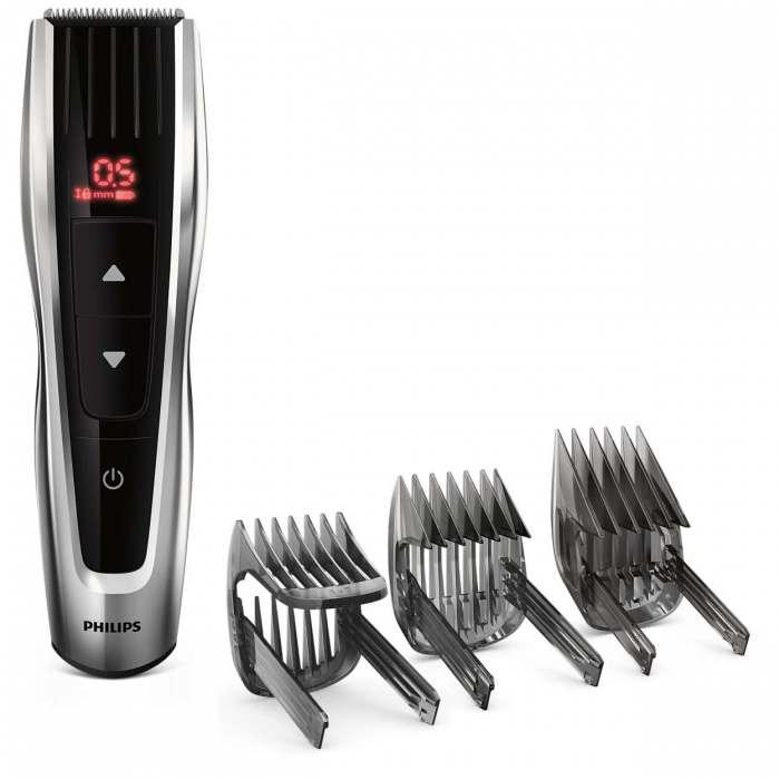 Pirkite Hairclipper series 7000 Plaukų kirpimo mašinėlę HC7460/15 elektroninėje | Philips parduotuvėje