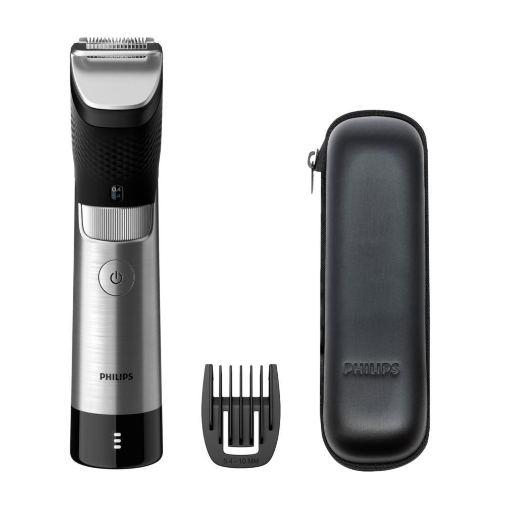 Pirkite Beard trimmer 9000 Prestige Barzdos kirptuvas BT9810/15 elektroninėje | Philips parduotuvėje